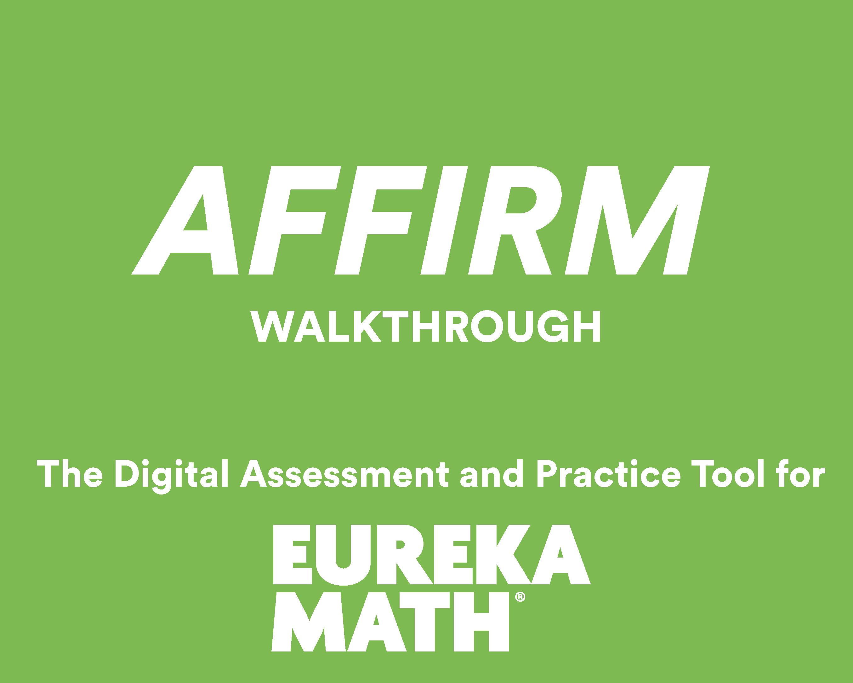 Affirm Walkthrough