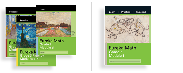 Eureka Math - New LPS Configuration