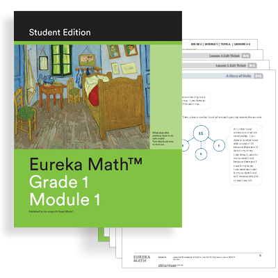 Image result for eureka math book