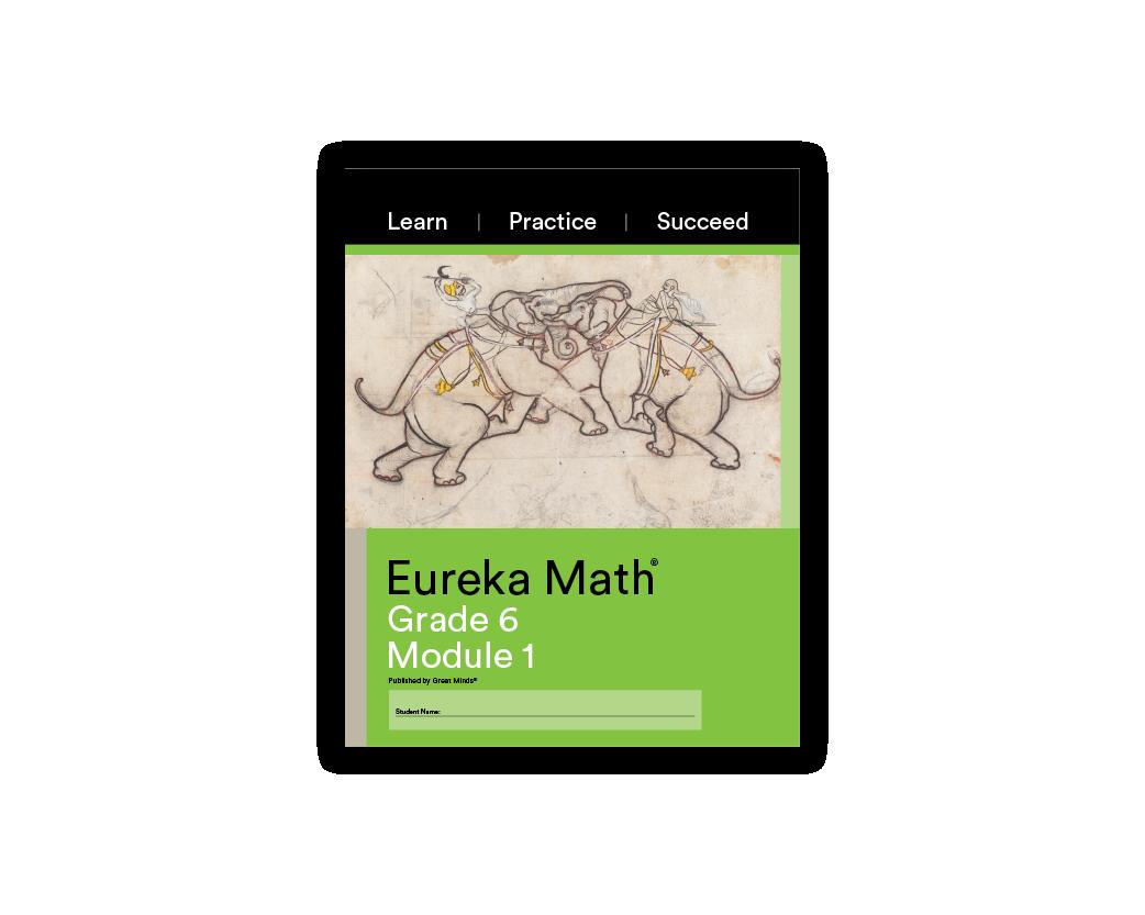Eureka Math _ LPS - G6_M1-1