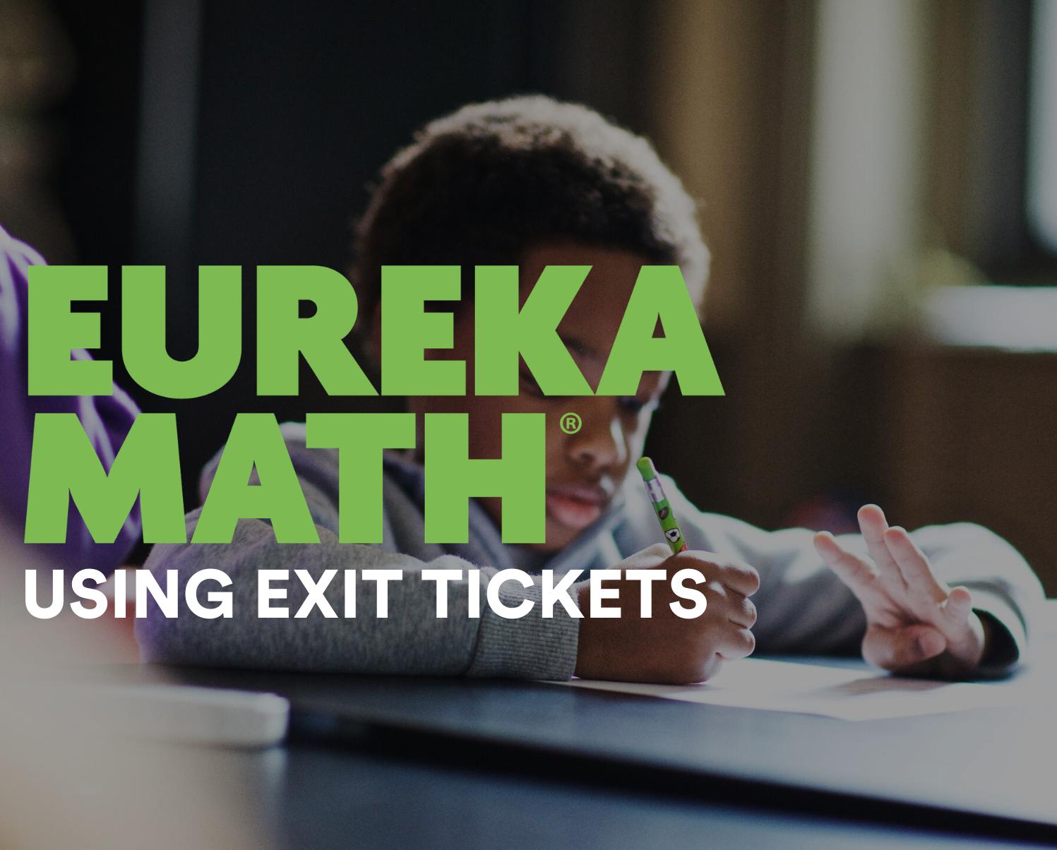 Exit Tickets Webinar - Library Image
