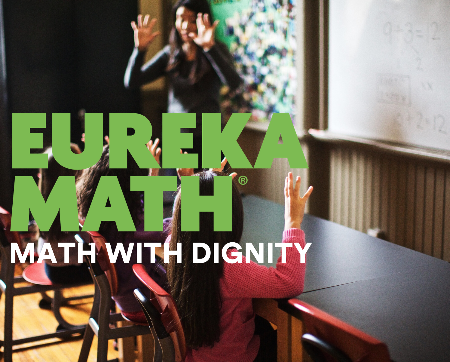 Math with Dignity Webinar - Library Image